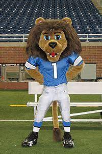 Detroit Lions Mascot Bing Images Nfl Detroit Lions