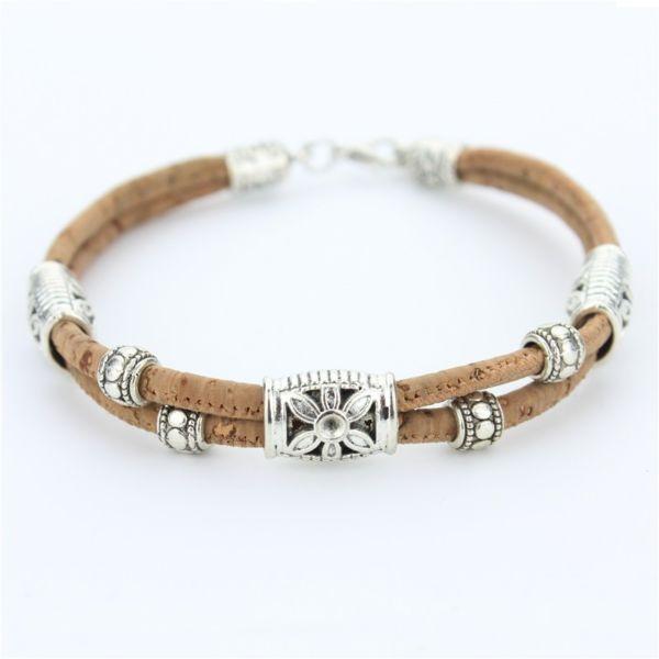bracelet cuir pandora 18 cm
