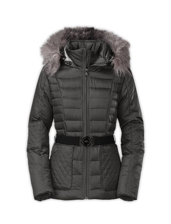 3f04110c5 This winter's coat - The North Face WOMEN'S PARKINA DOWN JACKET | My ...