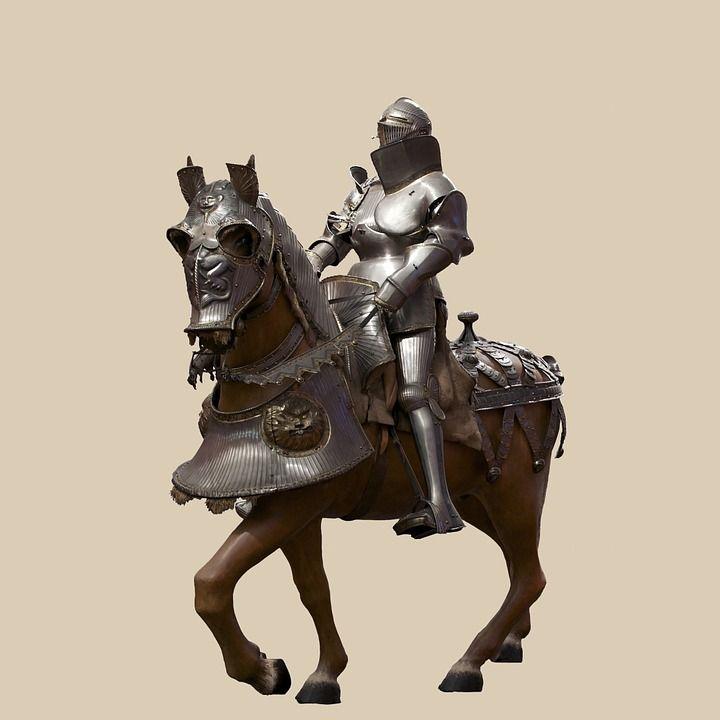 Бесплатные фото на Pixabay - Доспех, Рыцарь, Лошадь (con ...