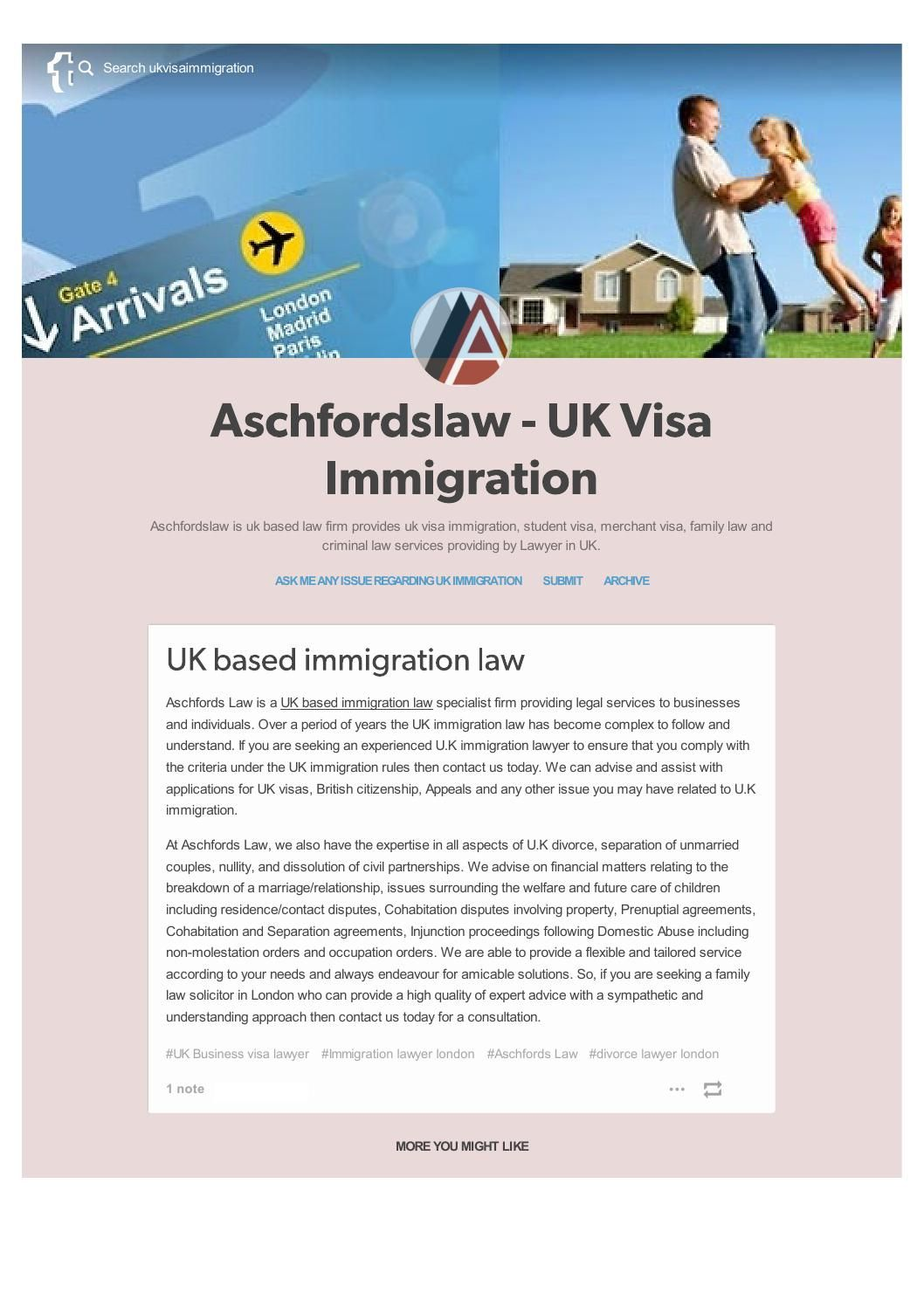 Uk based immigration law   UK Immigration Services   Law