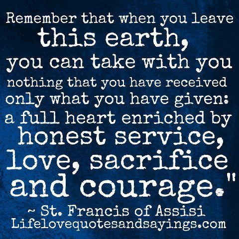 St Francis Of Assisi Quotes St Francis Of Assisi  My Style  Pinterest  Saint Francis .