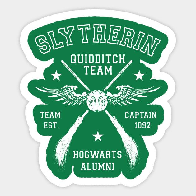 Slytherin Quidditch Team Captain by immortalized