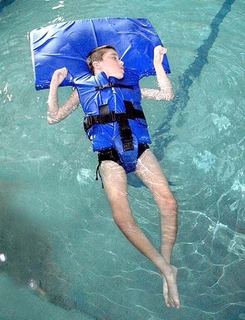 Theraquatics Cerebral Palsy Float Suit Special Needs