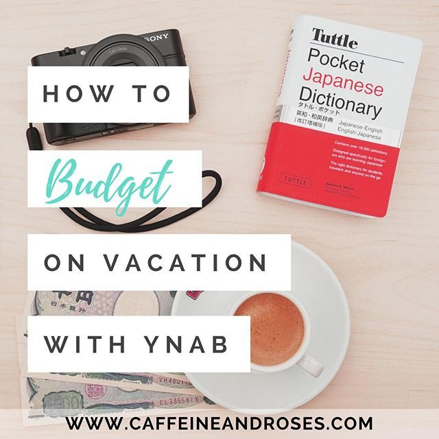 Keeping track of your budget on vacation and every day is super easy with #YNAB. This week #ontheblog I share my step by step to stay on budget while you travel! . . . . . #budgetgirl #everydollar #youneedabudget @youneedabudget #budget #budgeting #budgettrip #budgettravel #budgetfriendly #budgetlife #budgettraveler #budgetplanner #budgettraveller #travelbudget #travelonabudget #lowcosttravel #lowcost #dametraveler #ladiesgoneglobal #darlingescapes #femmetravel #girlsabroad #girlsborntotravel #s