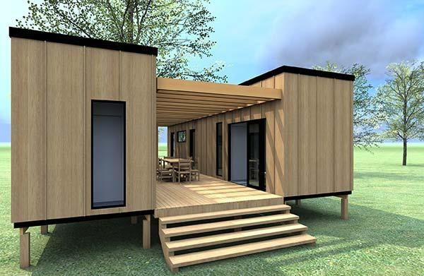 Photo of Container house: 60 projects, prices, photos and tips – new decoration styles