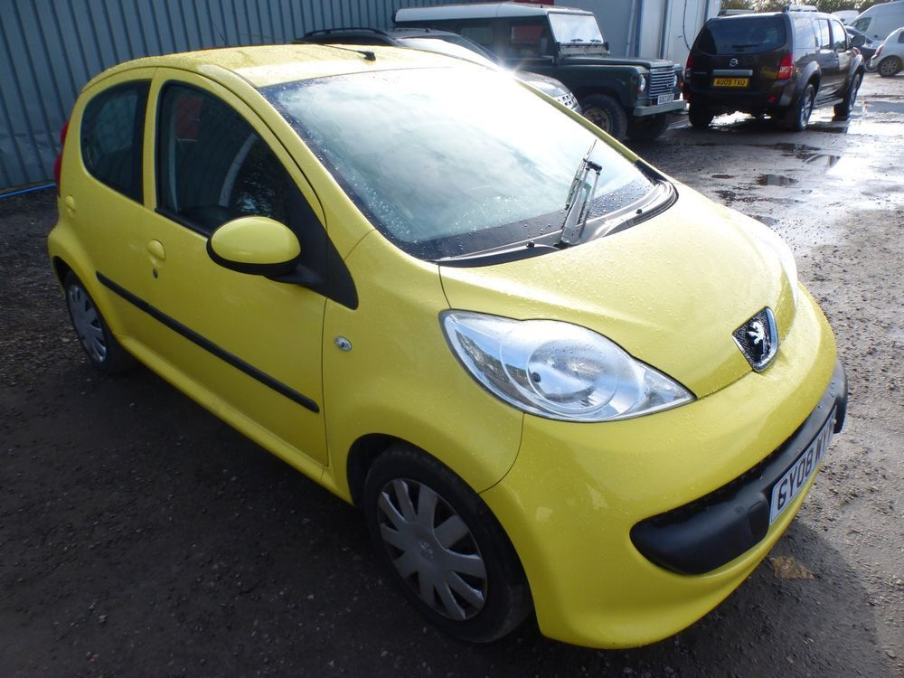 Peugeot 107 urban, spares or repair, export, salvage, repairable
