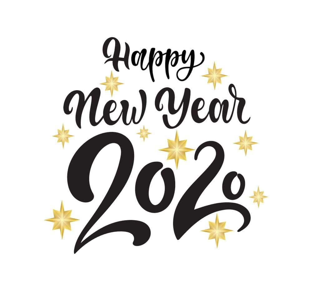 Happy New Year Images 2020 Wallpaper Photos Download