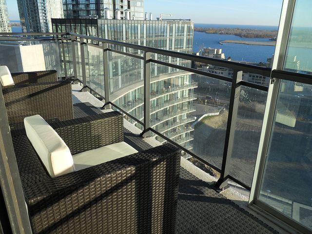 Attirant Condo Balcony With Patio Furniture By Velago, Via Flickr