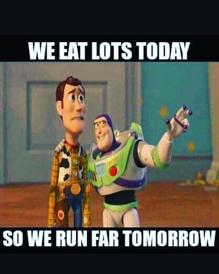 We Eat Lots Today So We Run Far Tomorrow Truck Memes Rowing Memes Emt Humor