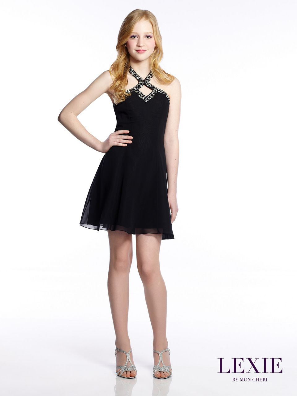 Girls party dress lexie by mon cheri dress for teens tw my