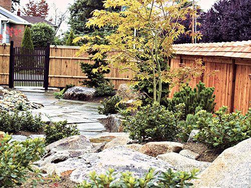 Charmant Japanese Garden Courtyard