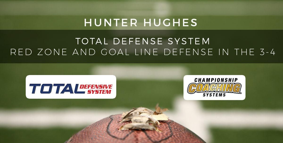 Red Zone and Goal Line Defense in the 34 Defense by