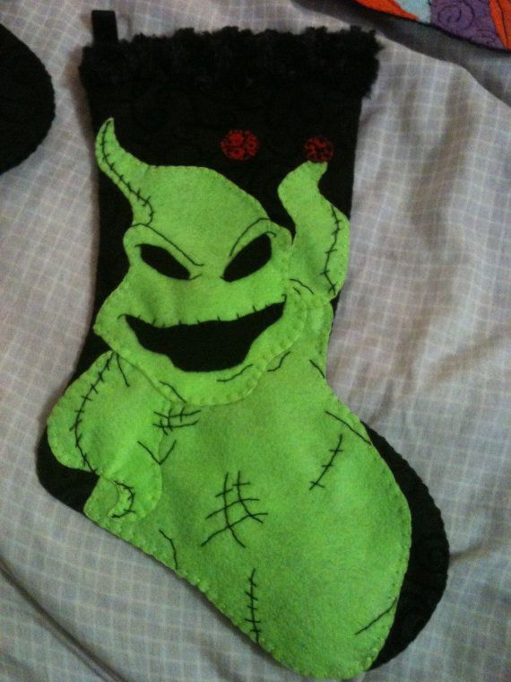 nightmare before christmas oogie boogie inspired by redtastic