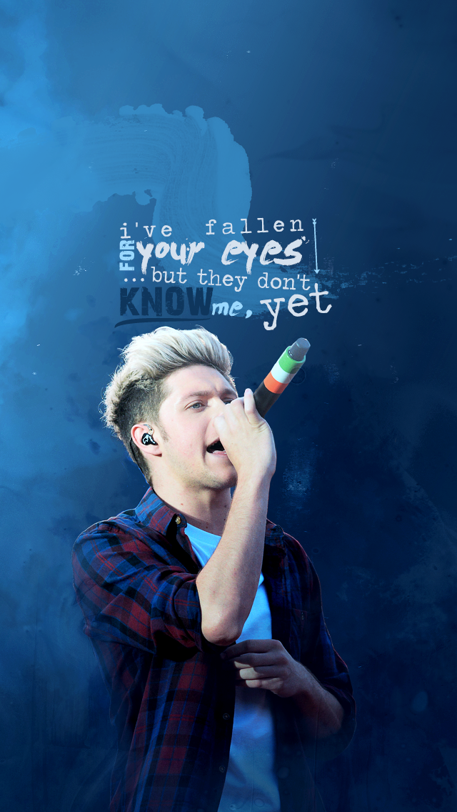 niall lockscreen One direction lyrics, One direction