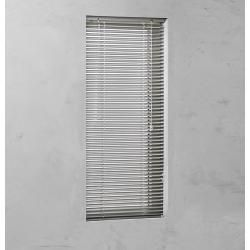 Photo of Expo Ambiente Jalousie (Silber, B x H: 70 x 175 cm, Aluminium)