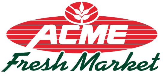 I love shopping at Acme Fresh Market... Feeding the