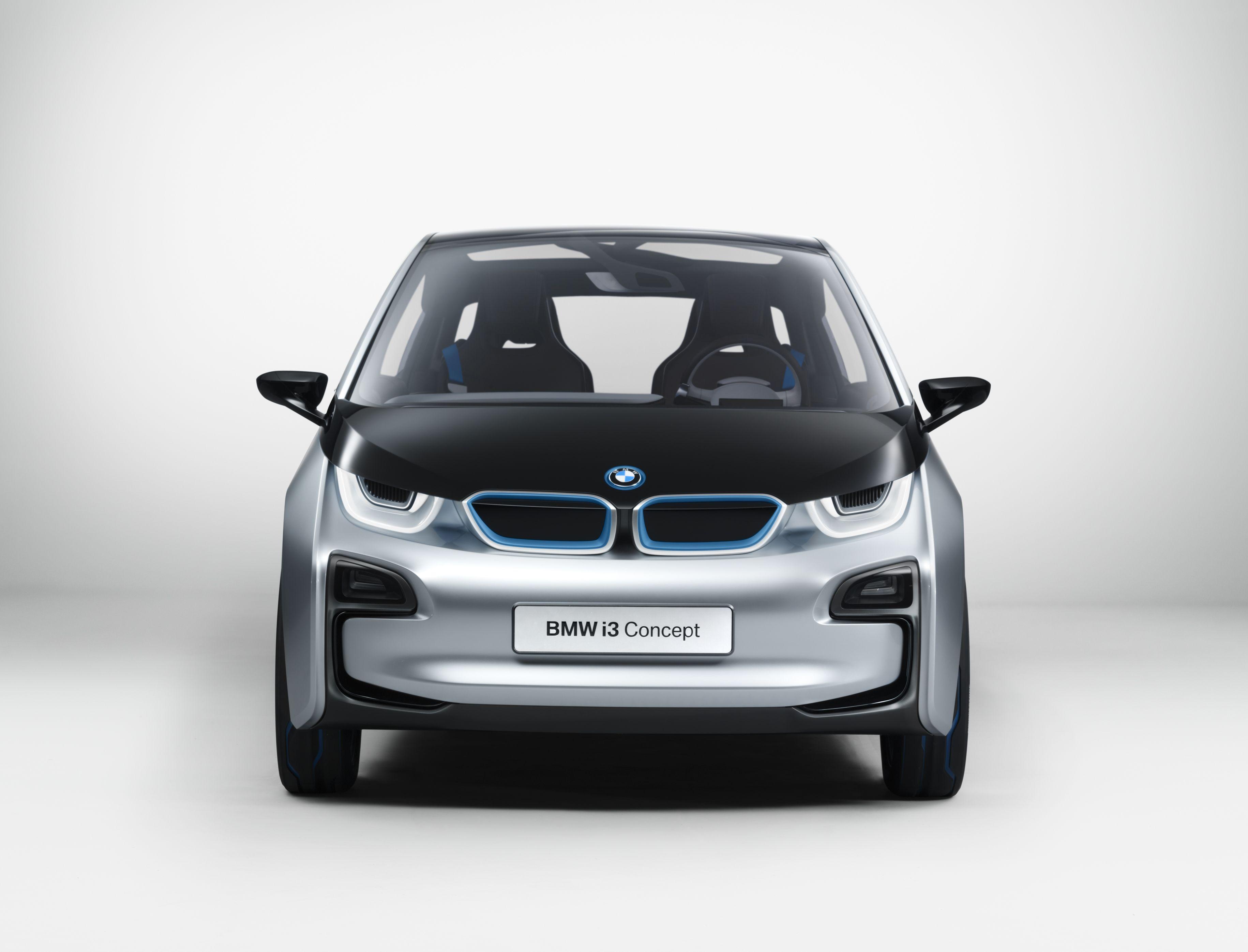 BMW i3 Concept eDrive Burn Electric SheerDrivingPleasure