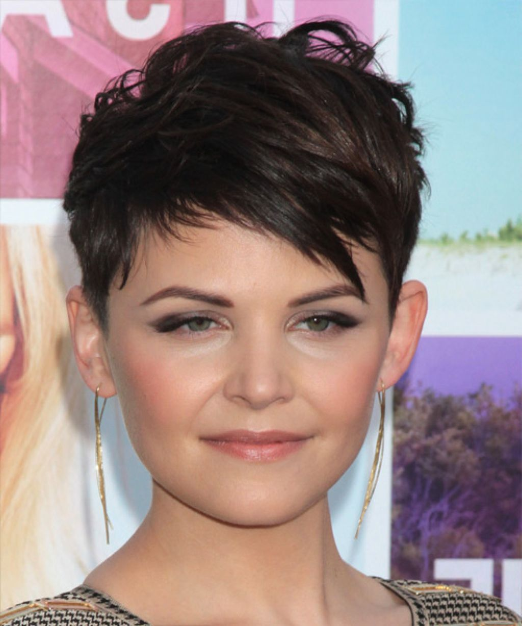 Blonde Pixie Haircut Round Face New Hairstyles Short Hair Styles For Round Faces Short Hair Styles Pixie Hairstyles