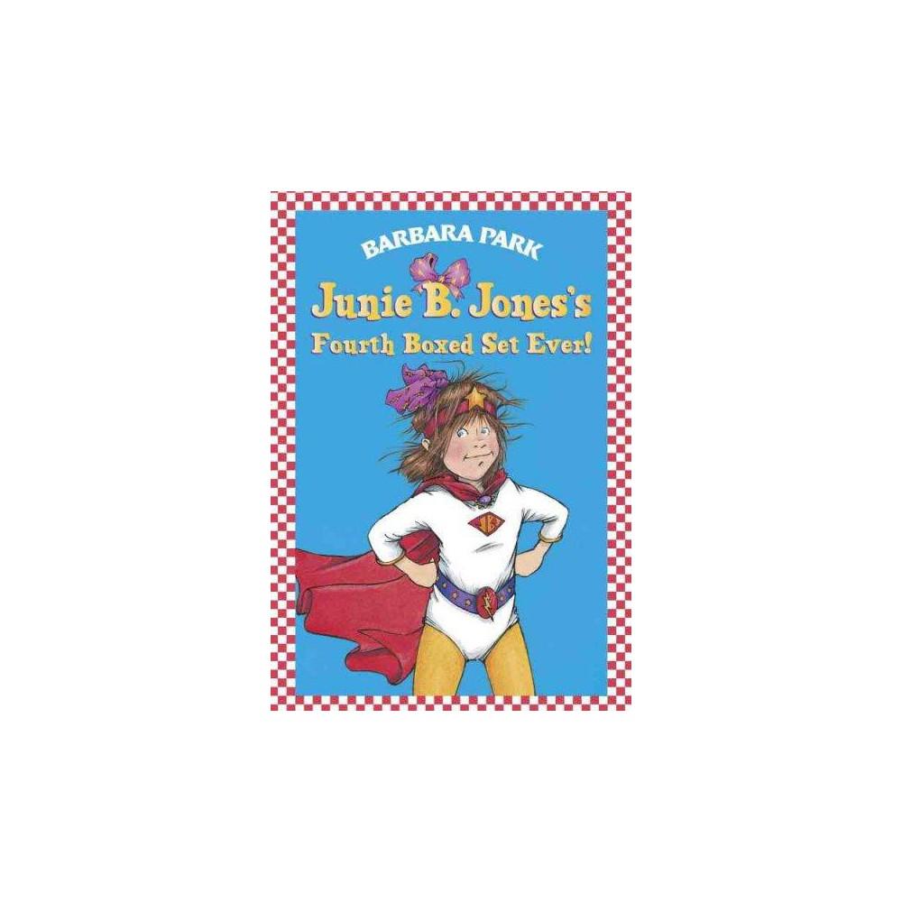 Junie b joness fourth boxed set ever junie b jones