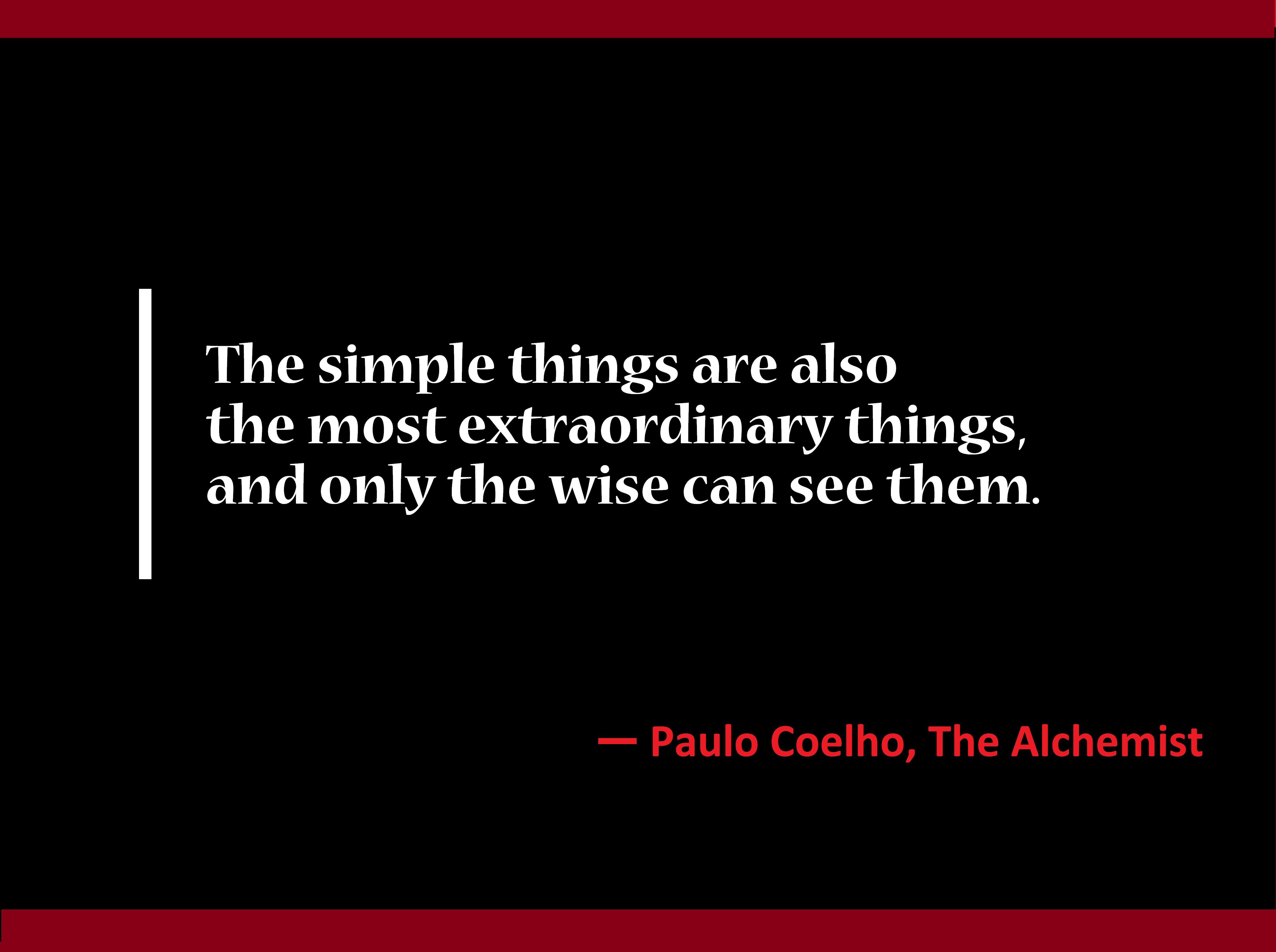 All Quotes from The Alchemist (Paulo Coelho) - JackSparo