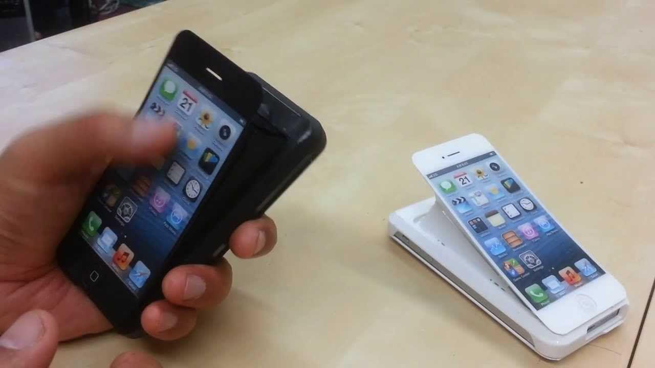SmartPhone Flexible Display Panel for iPhone 가변형 디스플레이 스마트폰