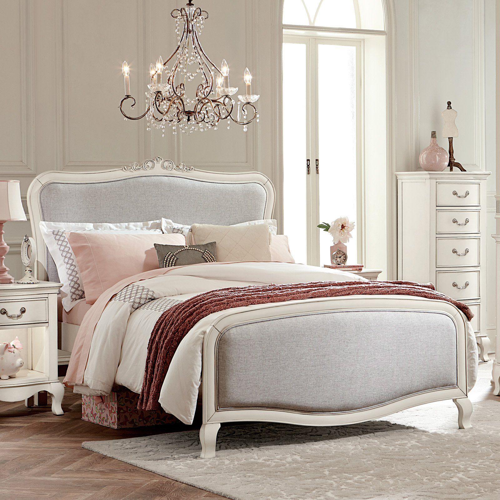 Have to have it. NE Kids Kensington Katherine Panel Bed - $599 @hayneedle