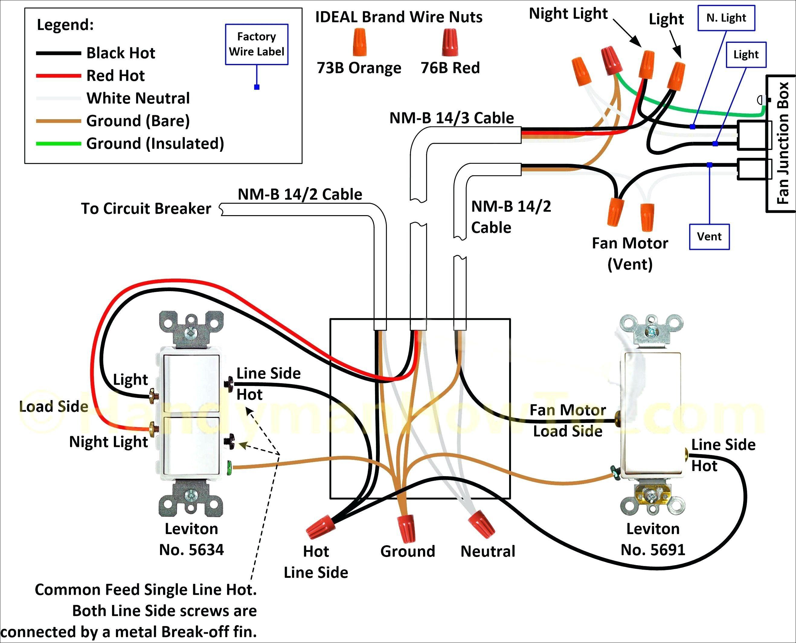 Unique Wiring Diagram For Electric Fan Relay Diagram Diagramsample Diagramtemplate Wiringdiagram D Light Switch Wiring Fan Light Switch Bathroom Fan Light