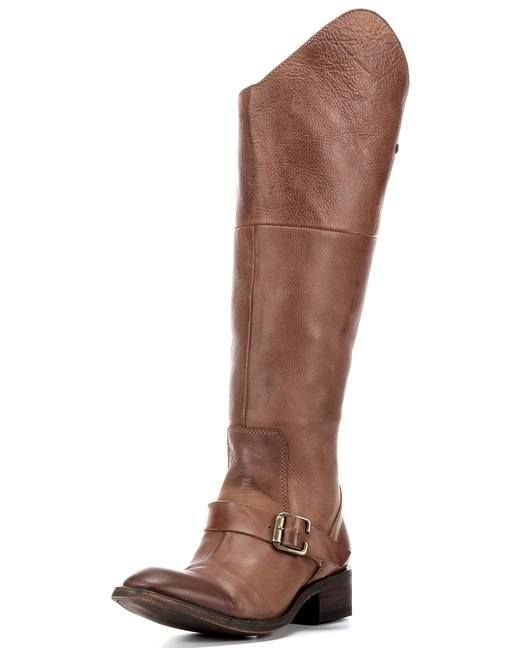 13cad3e1b39 Independent Boot Company Women s Vinson Buckle Boot - Distressed Whisky