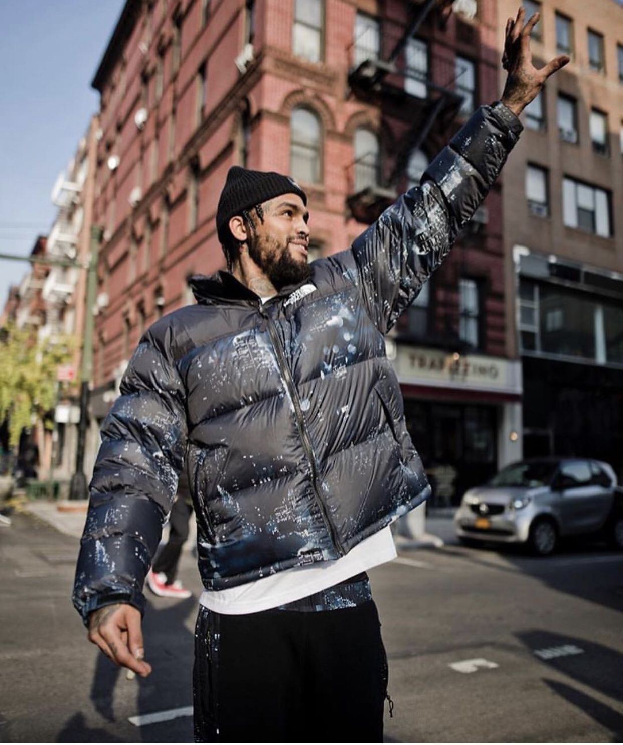 Dave East Dave East Cute Black Guys Style Inspiration Winter [ 1484 x 1242 Pixel ]