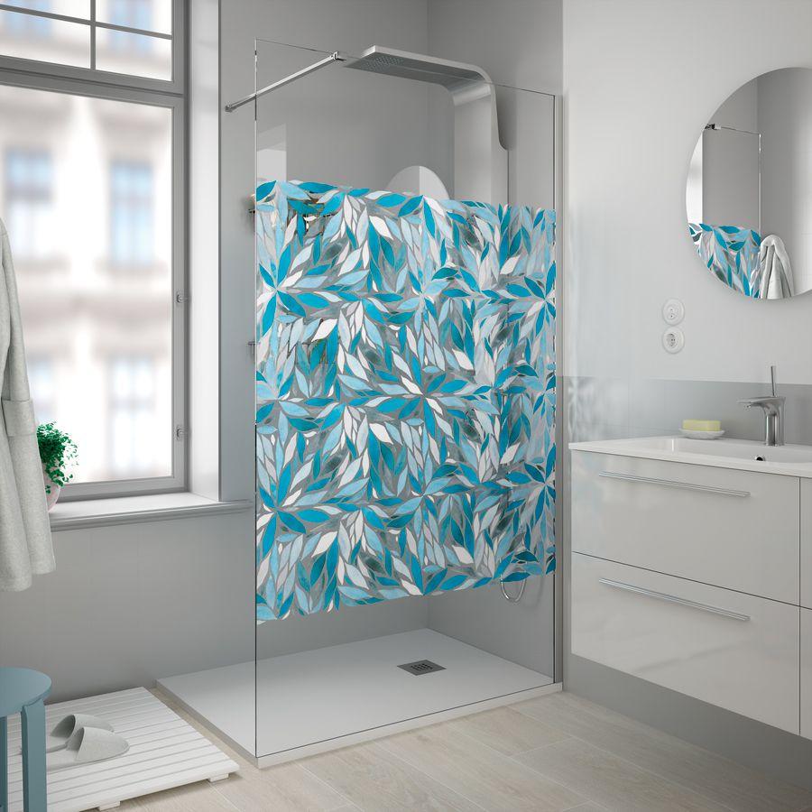 Mamparas llenas de color, tendencia en el baño | Banium ...