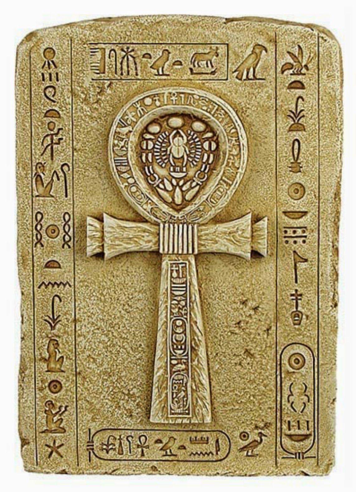 Анкх египетский картинки