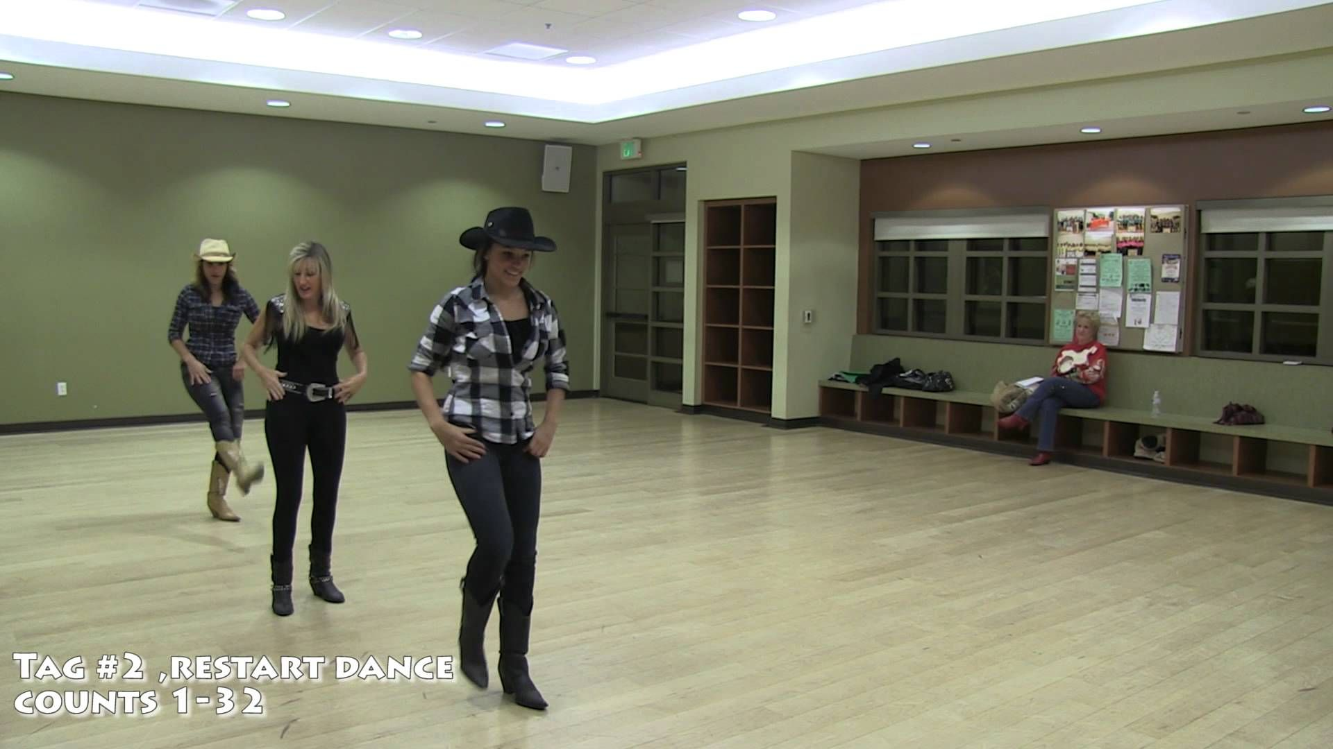 Foot loose fake id line dance official dance tutorial youtube.