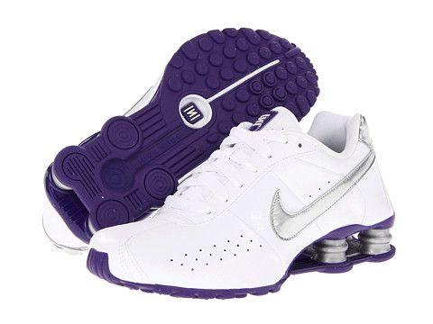 Nike Shox Classic II SI WhiteCourt Purple Size 9 | Wish