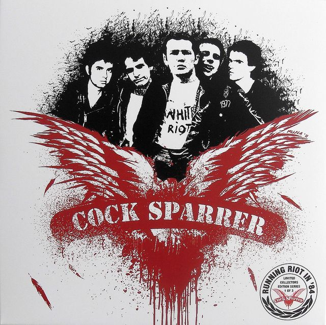 Cock Sparrer Where