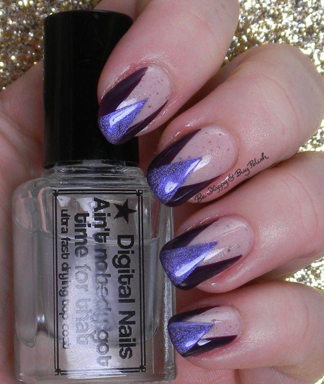 Corpse de Ballet in nail art (Be Happy and Buy Polish) | Nail art i ...