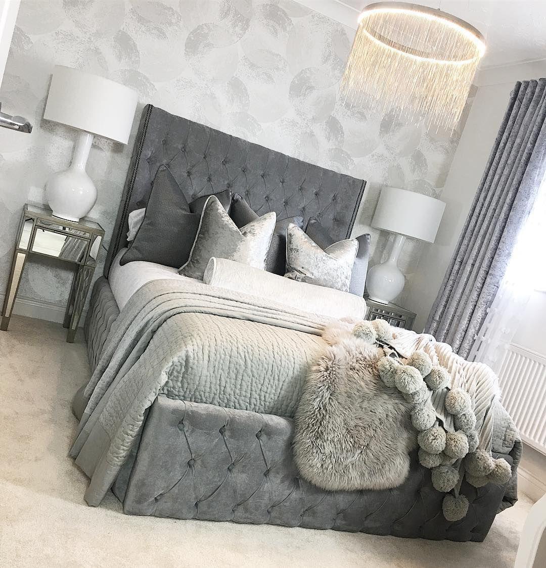 Astounding Instagram Door No 7 Safina Wing Back King Size Ottoman Bed Spiritservingveterans Wood Chair Design Ideas Spiritservingveteransorg