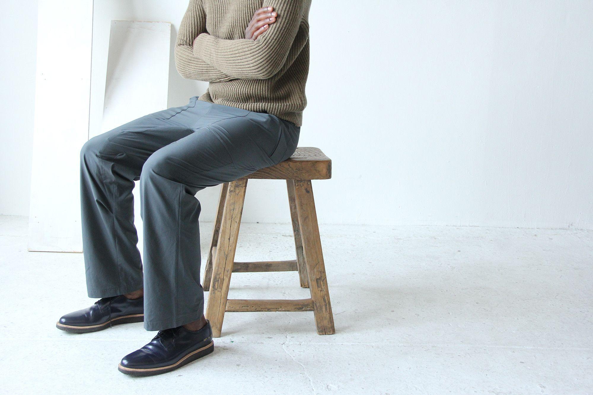 Meditative Opulence – Relaxed Lightweight Pant