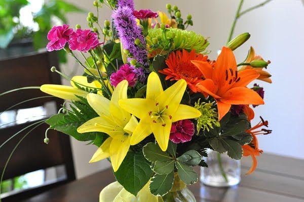 Flower surprise!