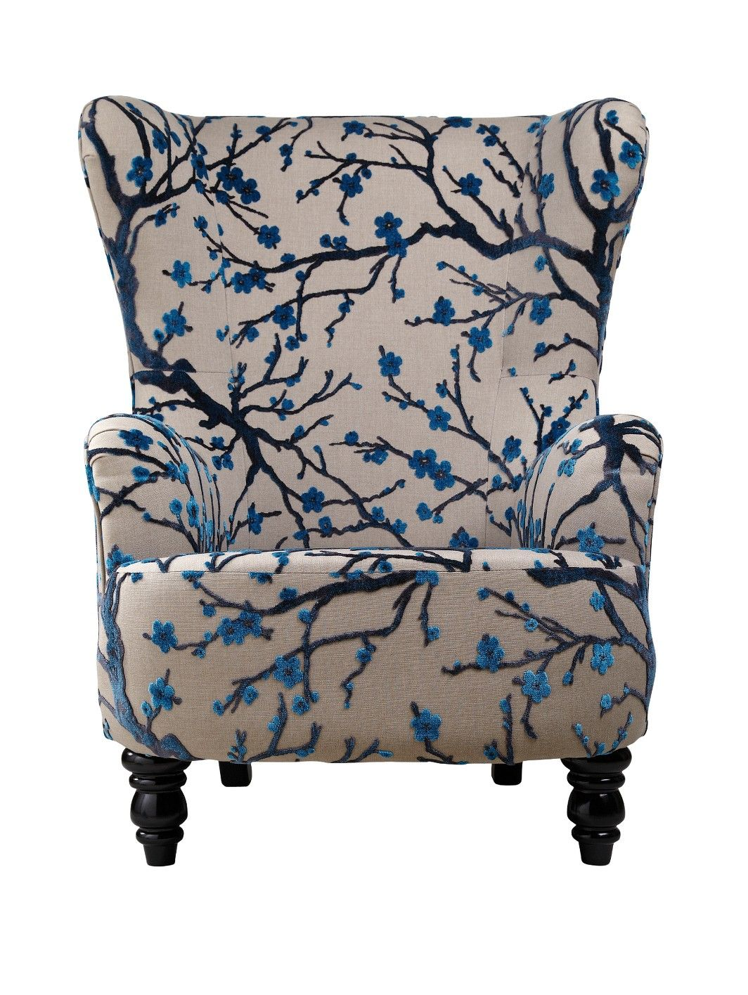 Fearne Cotton Melrose Blossom Accent Chair Very Co Uk