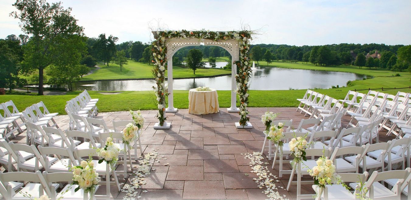Brooklake Country Club Florham Park Nj Wedding Venue