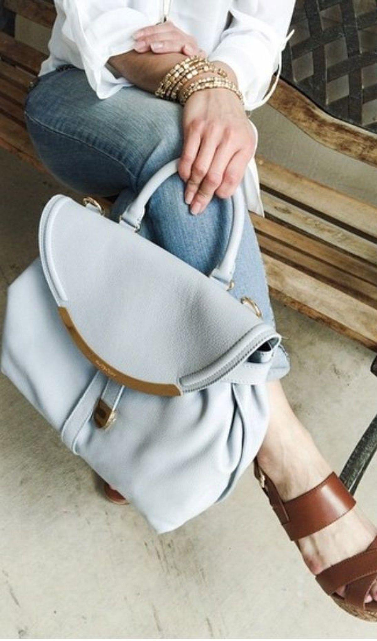 See By Chloe Lizzie Leather Bag #seebychloe