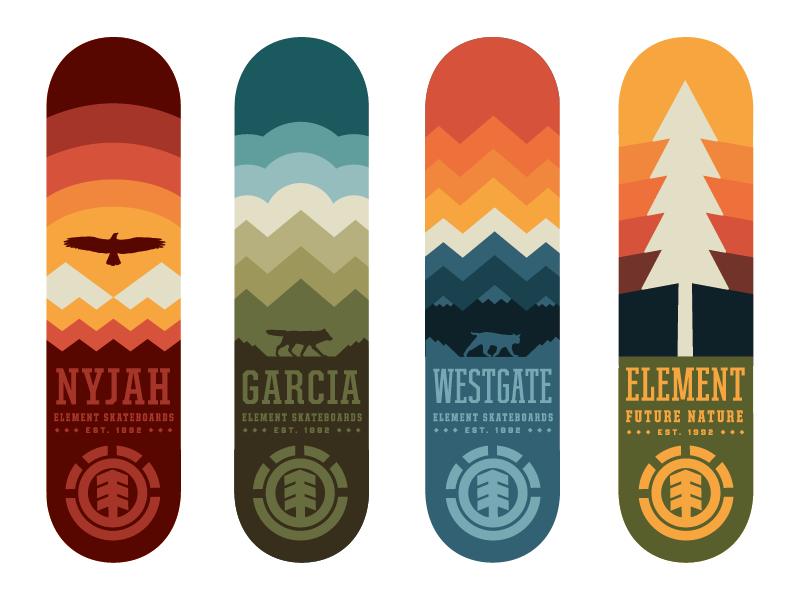 Element Skateboards Wip Skateboard Art Design Skateboard Design Element Skateboards