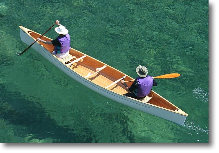 Green Valley Canoe Plans Kayak Boat Stitch And Glue For Sale