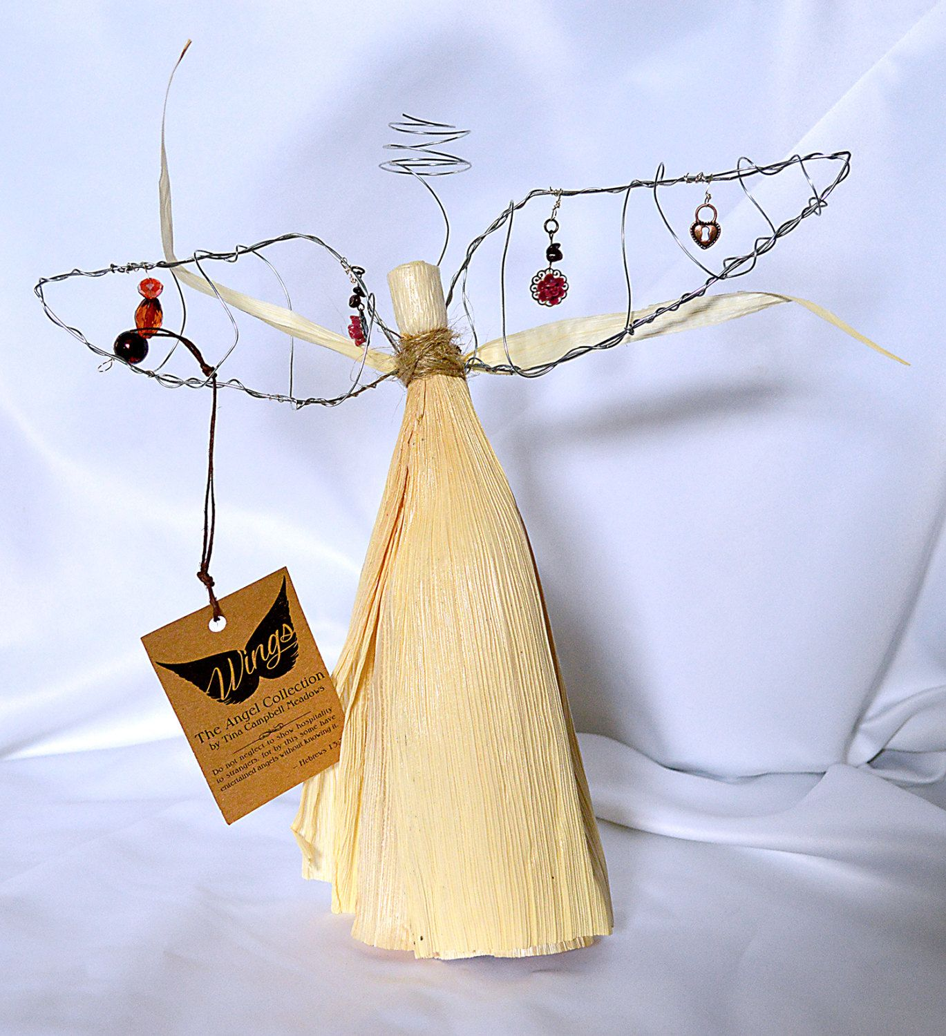 SALE! Collectible Decorative Angel, Christmas decoration, holiday ...