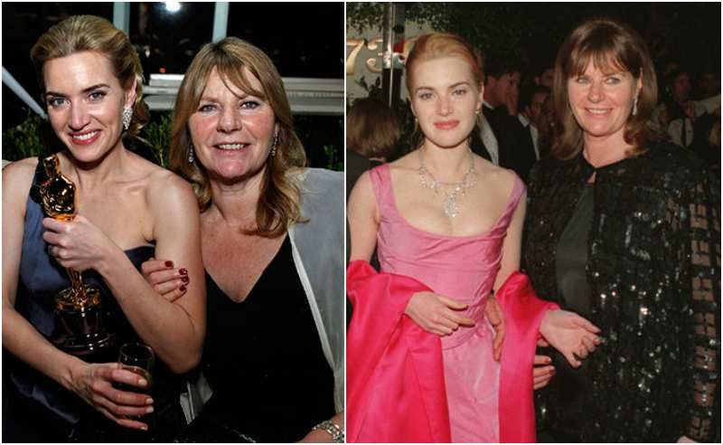 British Talent Kate Winslet And Her Family Husband Kids Siblings Bhw Kate Winslet Family Kate Winslet Celebrity Families