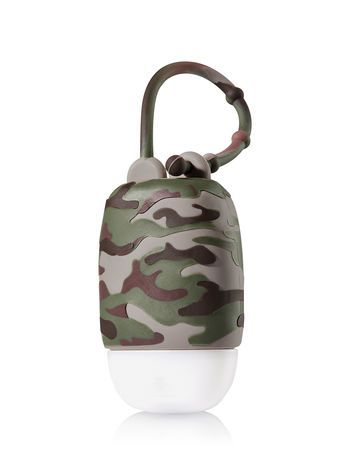 Camouflage Pocketbac Holder Bath And Body Works Bath And Body