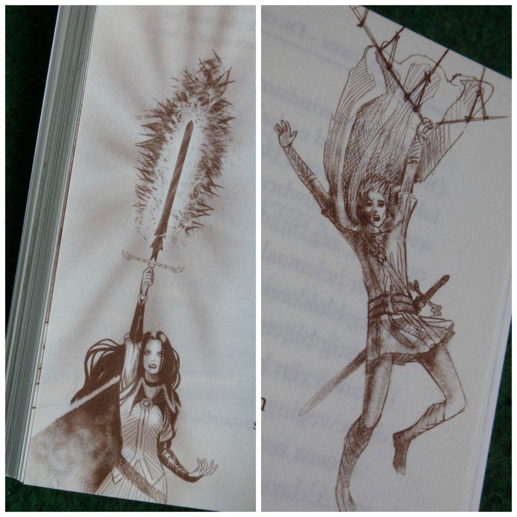 De 13 Zwaarden Het laatste Zwaard Geronimo en Thea Stilton Zelf Lezen De Wakkere Muis deel 4 fans Stilton familie spanning fantasie Fantasia recensie review