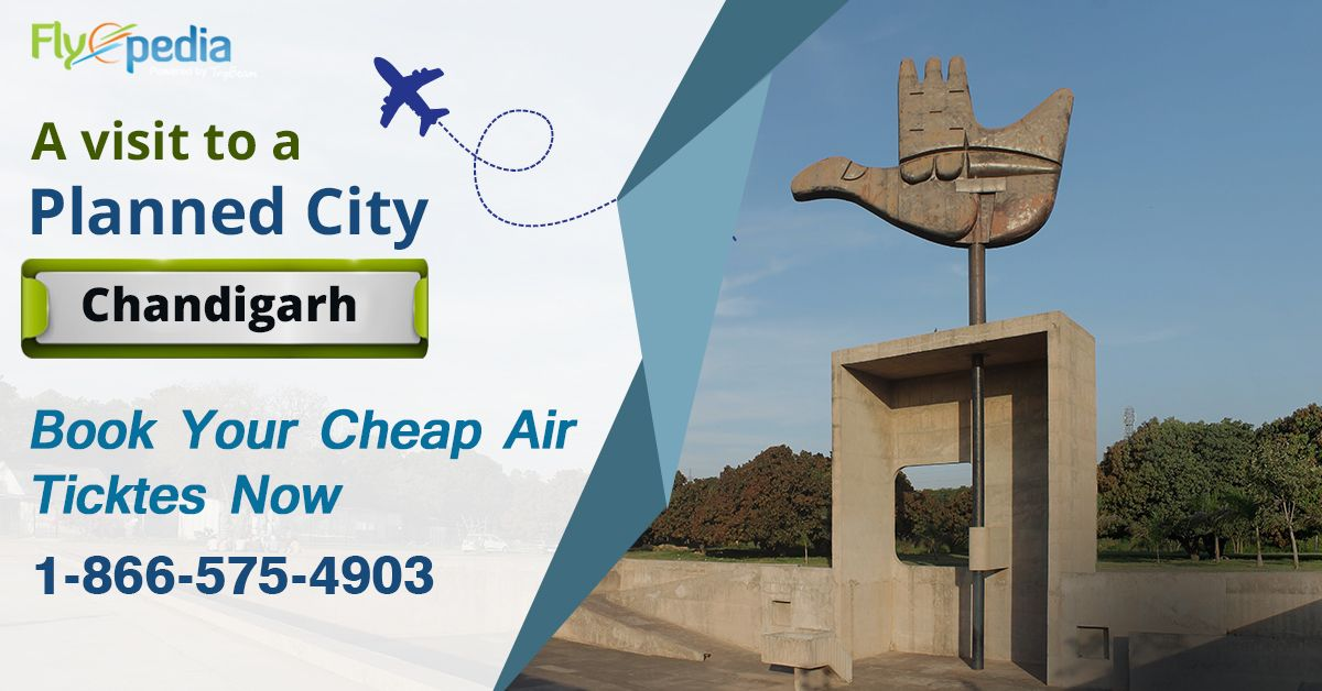 Get the best flight deals from the #USA to #Chandigarh, India on #Flyopedia. Book Now!  For more information, call:- 1-866-575-4903 (Toll-Free).  #usatoindiaflightdeals #traveltochandigarh #VisitChandigarh #usatoindiaflights #ChandigarhTravel #CheapFlightBooking #USAtoIndia #BookNow