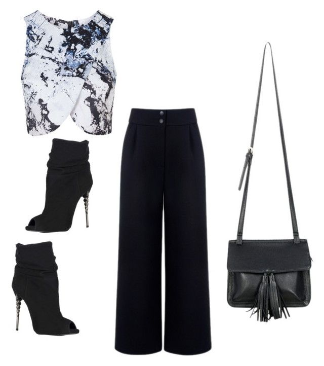 """Untitled #125"" by eelliieehh ❤ liked on Polyvore featuring Topshop, Être Cécile and Chicnova Fashion"